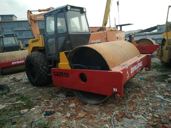 CA251d CA250d CA25d  Used Dynapac road roller compactor for sale