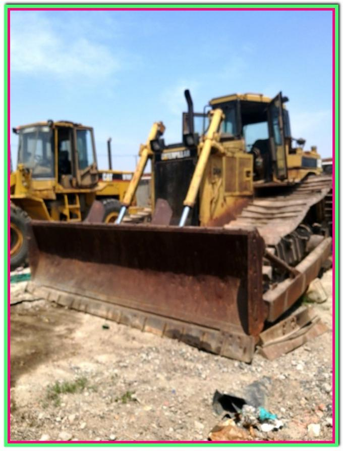 CATERPILLAR dozer D6H-LGP Used CATERPILLAR bulldozer For Sale second hand dozers tractor