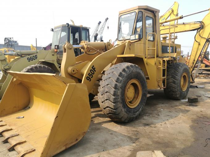 second-hand cat loader 950c 950b Used Caterpillar Wheel Loader china