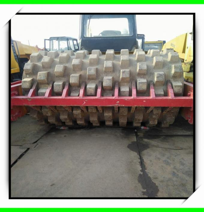 CA25PD used compactor Dynapac ca25D CA250D used road roller for sale  Libyan Arab    Ceuta Zimbabwe