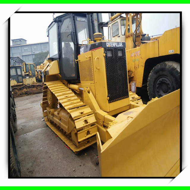 2012 D5N CATERPILLAR Agricultural tractors Bulldozer for sale construction equipment used tractors