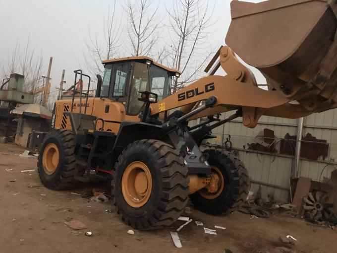 second-hand wheel loader SDLG 956 966H-ii Used  Wheel Loader china made in china