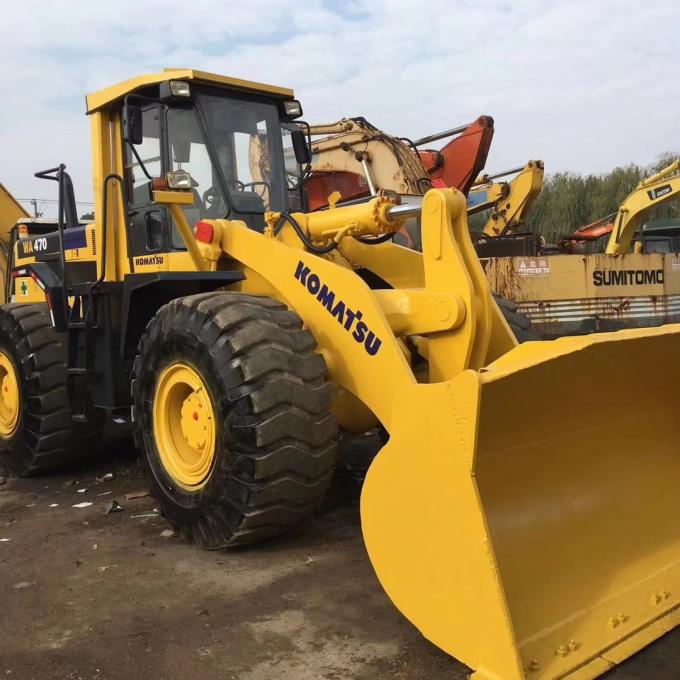 loaders for sale looking for wa470-3 used komatsu engine loader  from china made in japan