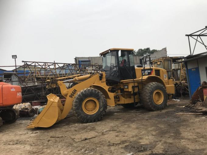 2012 Cat second-hand 966H-ii Used Caterpillar Wheel Loader china made in japan loaders