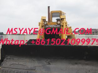 China d6h caterpillar Used D6H Dozers for Sale west africa supplier