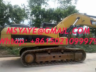China 325D caterpillar used excavator for sale track excavator 325DL. 330D supplier
