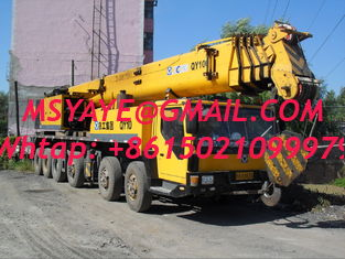 China 80T XCMG all Terrain Crane QY80K 2008 supplier