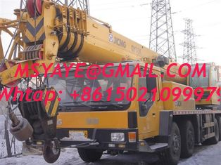 China 2008 QY50K 50T XCMG all Terrain Crane QY50K supplier