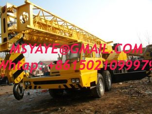 China 80T TADANO all Terrain Crane TG-800E truck crane supplier