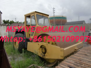 China BW213D Single-drum Rollers Bomag  Jordan Vietnam Kirghizia Thailand supplier
