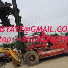 China 40t Kalmar Container forklift supplier