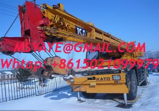 China 50T Used Kato crane Rough terrain crane SS500  Malaysia Bangladesh Saudi Arabia supplier