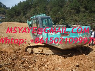 China sk210lc-8 used kobelco japan excavator dig machiner Philippines supplier