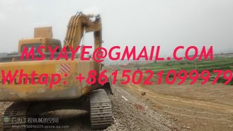 China 225LC hyundai used excavator for sale supplier