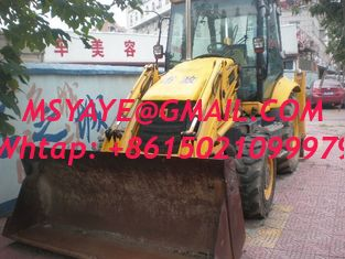 China Used JCB 4T front end loader JCB 3cx-4t heavy machinery supplier