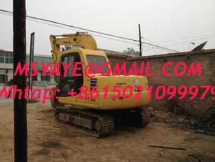 China pc60-7 used komatsu excavator japan machinery 2008 Chile Colombia French Guyana Guyana supplier