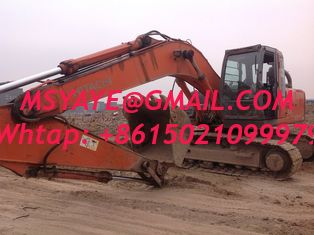 China zx200 used excavator hitachi hydraulic excavator 2007 supplier