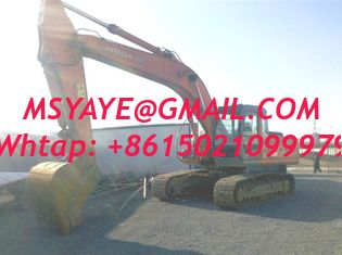 China zx230 used excavator hitachi hydraulic excavator 2008 supplier