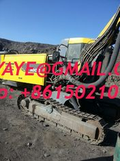 China Roc D7 used Atlas copco Crawler Drill Hydraulically controlled drill dig supplier