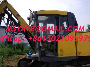 China 2010 RocD9 used Atlas copco Crawler Drill Hydraulically controlled drill dig supplier