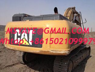 China Caterpillar 349D used excavator for sale excavators digger supplier