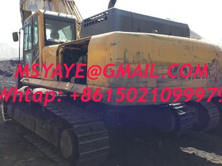 China PC450-8 KOMATSU used excavator for sale excavators digger supplier