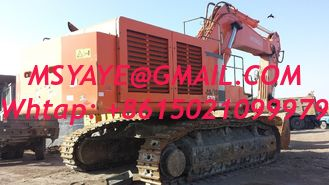 China ZX870 HITACHI used excavator for sale excavators digger supplier