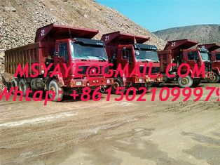 China used sinotruck HOWO dump truck for sale supplier
