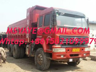 China Powerful 6*4 10 Tires Sinotruck Howo 6x4 dump truck supplier