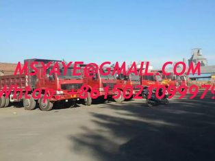 China 2015 made in china 6*4 10 Tires Sinotruck Howo tipper dump truck 8*4 supplier