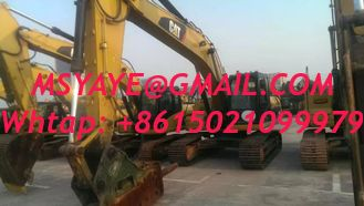 China 324D CAT used excavator for sale excavators digger supplier