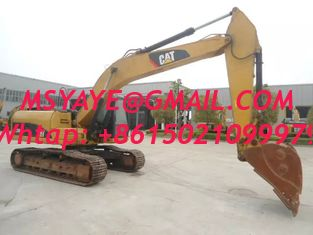 China 315D CAT used excavator for sale  hydraulic excavator supplier