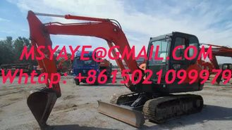 China used deawoo DX60-7 EXCAVATOR USED japan dig second excavator supplier