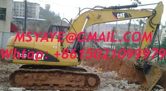China 312D caterpillar used excavator for sale track excavator 312C 312B supplier