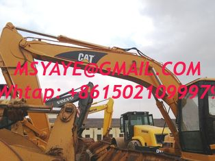 China 330BL caterpillar used excavator for sale track excavator 330c supplier