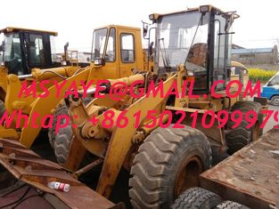 China 938G second-hand loader Used Caterpillar Wheel Loader usa supplier