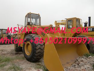 China 966D Used Caterpillar Wheel Loader made in japan 966E 966C 966F supplier