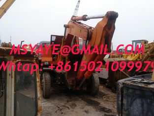 China Used wheel excavator hitachi used excavator ex100wd-1 WH04 supplier