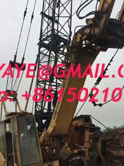 China used sumitomo pilling rig sd205 SD307 1990 used heavy construction equipment  used construction equipment supplier