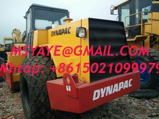 China CA251d CA250d CA25d  Used Dynapac road roller compactor for sale supplier