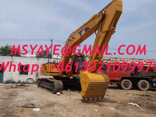 China second hand caterpillar used excavator for sale construction digger for sale 330B 330BL track excavator supplier