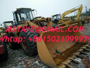 China second-hand 966f oriignal loader Used Caterpillar Wheel Loader china supplier