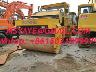 China bw202 bomag used compactor vibter roller for sale supplier