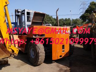 China tcm forklift for sale 18t 15t used forlift TCM container forklift stone forlift supplier