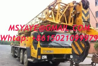 China 50t 70t 80t 100t XCMG Mobile crane for sale QY50K QY70K QY100k crane in china supplier