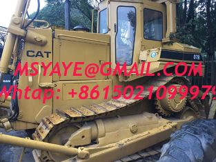 China D7R-II D7R used tractor bulldozer caterpillar dozer for sale brand new dozer second hand  mini tractor for sale supplier