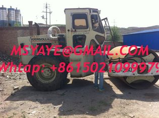China original Ingersoll rand roller SD110 SD150  used compactor vibrator compactor  used dynapac roller new road roller price supplier