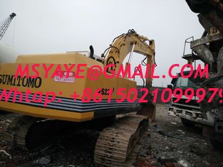 China used sumitomo 120A1 EXCAVATOR USED S160, S160FA,S160F2, S260FA,S260F2,S265FA,S265F2,S280FA,  japan dig second excavator supplier