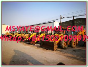 China Used JCB Backhoe Loaders for Sale 4*4 4*2 3cx JCB:Used JCB Compact Construction Equipment | Backhoe Loaders supplier
