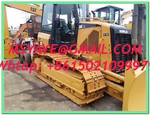 China D5K CATERPILLAR  bulldozer D5H D5H-LGP USA dozer for sale used tractor cralwer dozer from japan supplier
